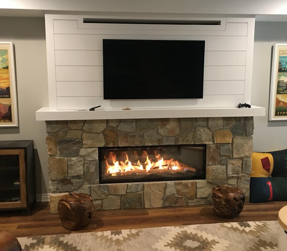 fireplace sales and installation