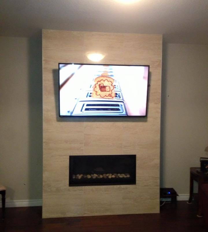 gas-fireplace-with-tv-mounted-above