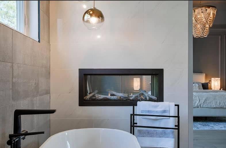 Custom Fireplace Hamilton