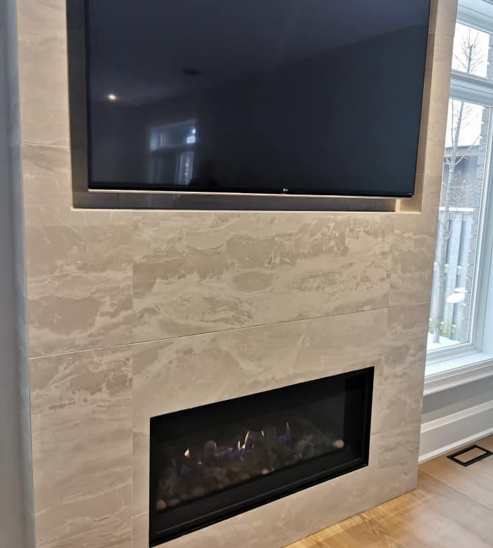 Fireplace Install Burlington