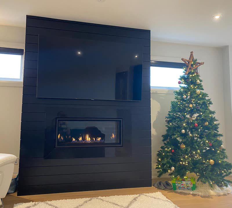 Fireplace Install Hamilton
