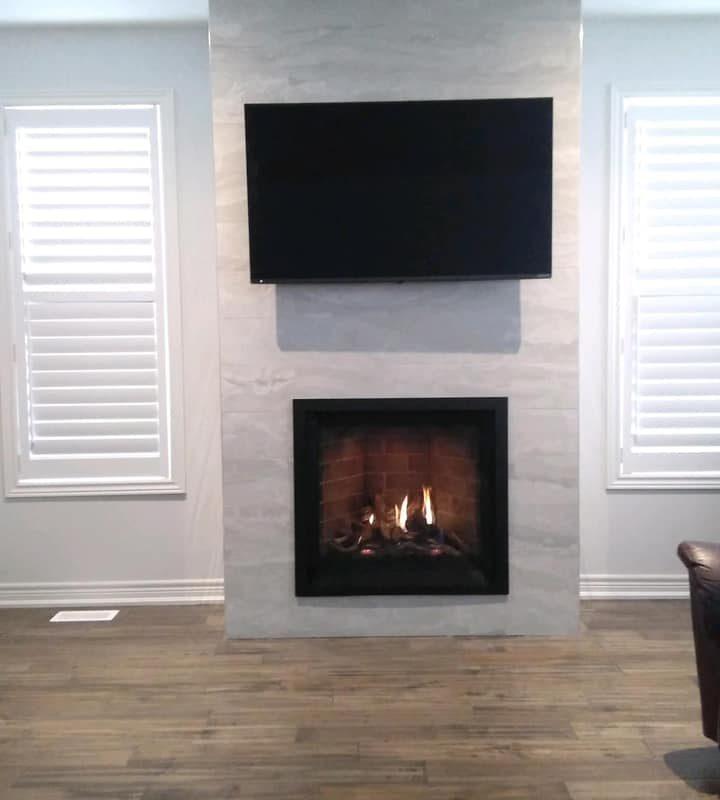 Fireplace Install Team