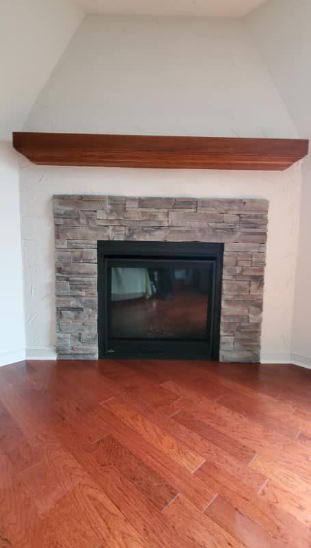 Hamilton Custom Fireplace Design